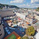 Salzburg Stadt Rupertigkirtag