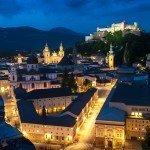 Sommernächte in Salzburg