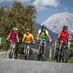 Radfahren Österreich und Bayern
