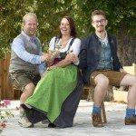 Familie Reiter - Geschwister