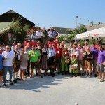 Walser Dorffest - Bieranstich