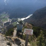 Aussteig Klettersteig